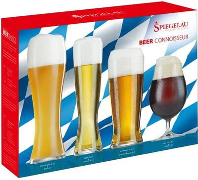 Vasos Spiegelau Beer Connoisseur Set 4
